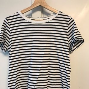 COS Stripe T shirt